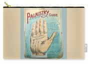 Palmistry Guide Carry-all Pouch