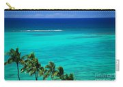 Palms And Ocean Carry-all Pouch