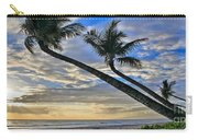 Palms Of Kaanapali Carry-all Pouch