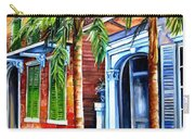 Palms On Esplanade Avenue Carry-all Pouch