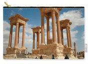 Palmyra-tetrapylon Carry-all Pouch