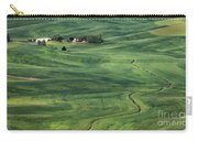 Palouse Green Fields Carry-all Pouch