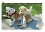 Pals - Linus And Buddy Carry-all Pouch