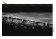 Pan Am Railways 618 616 609 Carry-all Pouch by Bob Orsillo