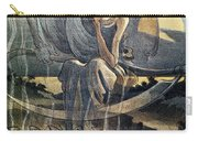 Panama Canal Cartoon, 1904 Carry-all Pouch