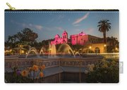 Panama Fountain Carry-all Pouch