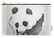 Panda Collage Carry-all Pouch