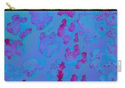 Panda Fur-abstract Carry-all Pouch