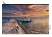 Pandanon Island Sunset Carry-all Pouch