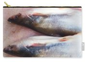 Pangasius Fish Carry-all Pouch