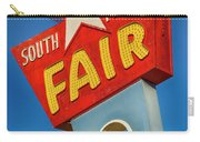 Panhandle South Plains Fair Sign Carry-all Pouch