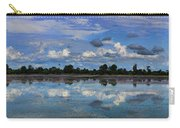 Pano Cambodia Lake  Carry-all Pouch