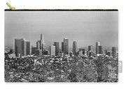 Pano Los Angeles City Black White Carry-all Pouch