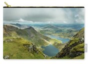 Pano Snowdonia Carry-all Pouch by Nick Bywater