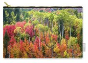 Panoply Of Autumn Color Carry-all Pouch