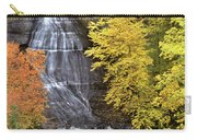 Panorama Fall Color Chapel Falls Upper Penninsula Mi Carry-all Pouch