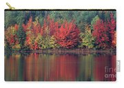 Panorama Fall Color Moccasin Lake Upper Peninsula Mi Carry-all Pouch