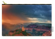 Panorama North Rim Grand Canyon Arizona Carry-all Pouch
