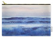 Panorama Ocean Painting Carry-all Pouch