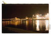 Panorama  Ohio Suspension  Bridge To Great American Tower Carry-all Pouch
