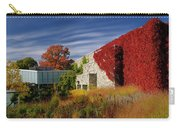 Panorama Of New Modern Building At Toronto Botanical Garden In E Carry-all Pouch