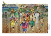 Panorama Of Oman Carry-all Pouch