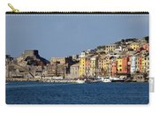 Panorama Of Portovenere Carry-all Pouch