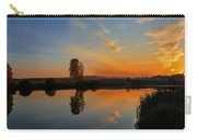Panorama Of Sunset Carry-all Pouch