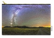 Panorama Of The Milky Way And Night Sky Carry-all Pouch