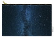 Panorama Of The Milky Way Carry-all Pouch