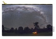 Panorama Of The Southern Night Sky Carry-all Pouch