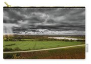 Panorama Of Wakefield's Fields Carry-all Pouch