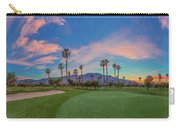 Panorama Palm Springs Golfing Carry-all Pouch