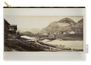 Panorama Von Zermatt Carry-all Pouch
