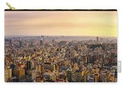 Panoramic Barcelona Carry-all Pouch