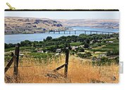 Panoramic Columbia River  Carry-all Pouch