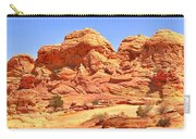 Panoramic Coyote Buttes Landscape Carry-all Pouch