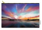 Panoramic Seascape Carry-all Pouch