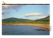 Panoramic View Of Country Cork, Ireland Carry-all Pouch