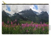 Panoramic View Of 'going To Sun Road' Carry-all Pouch