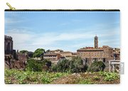 Panoramic View Of Rome Carry-all Pouch