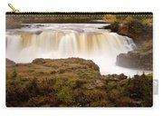 Panoramic Waterfall Manitoba Carry-all Pouch