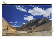Panrama Of Mountains Ladakh Jammu And Kashmir India Carry-all Pouch