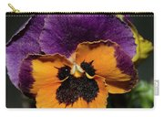 Pansie Carry-all Pouch