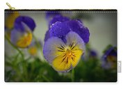 Pansy 0002 Carry-all Pouch