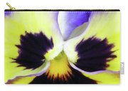 Pansy 09 - Thoughts Of You Carry-all Pouch