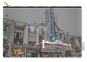 Pantages Theater Hollywood Carry-all Pouch