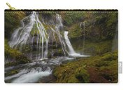 Panther Creek Falls In Autumn Carry-all Pouch