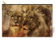 Panthera Leo 2016 Carry-all Pouch