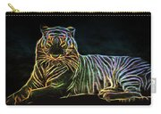 Panthera Tigris Carry-all Pouch